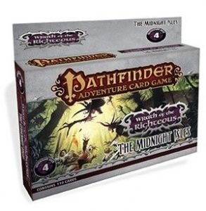 Pathfinder Card Game: Wrath Of The Righteous Adventure Deck 4: The Midnight Isles